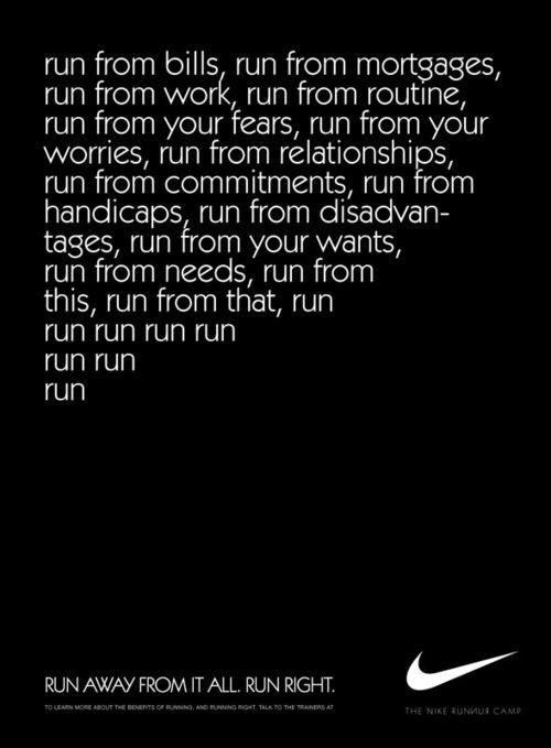 Nike Running Inspiration