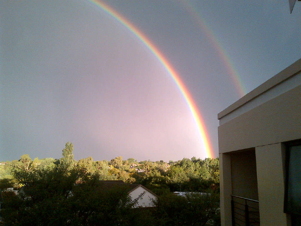 Double Rainbow JHB