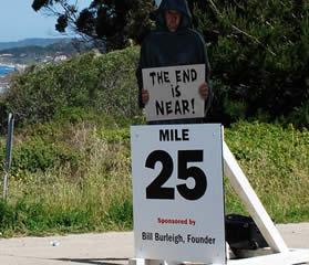 Running sign 6