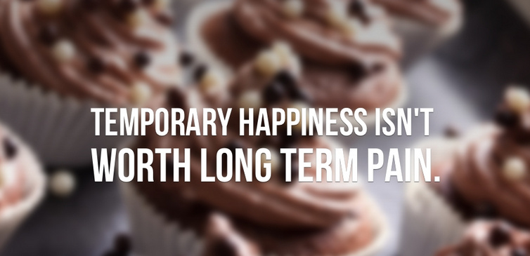 Temporary Happiness Banner