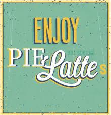Pie Latte