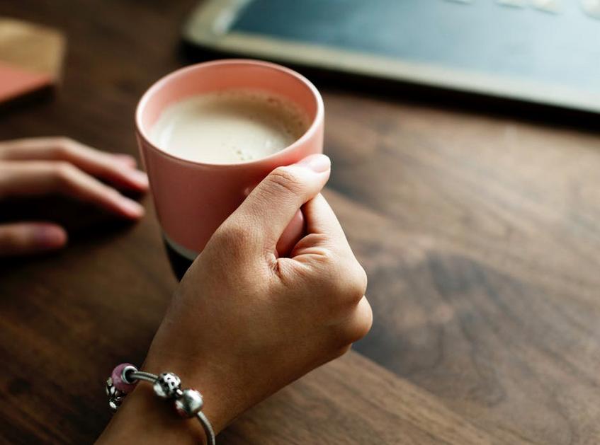 cappuccinos pandora charm